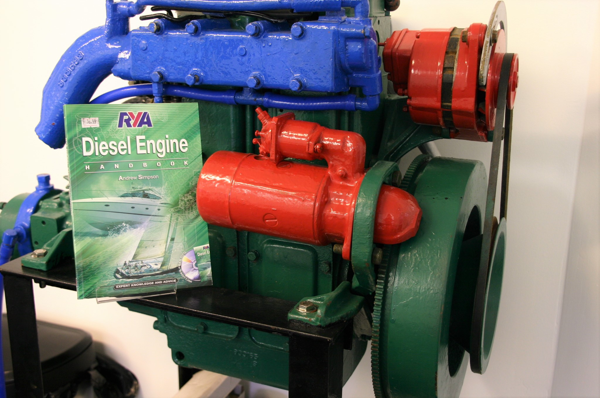 Classroom Diesel Engine Resources